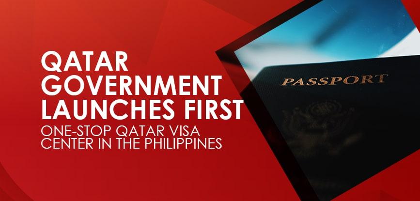 Qatar Visa Center Philippines