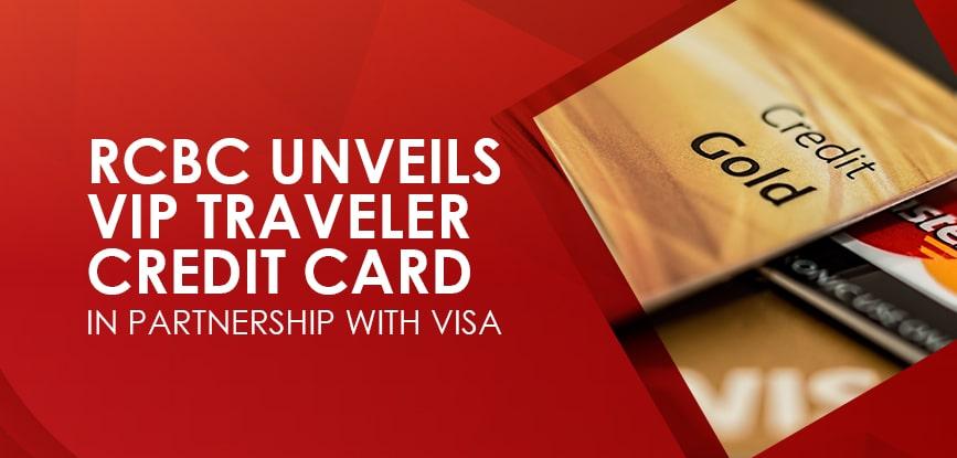VIP Traveler Credit Card -min